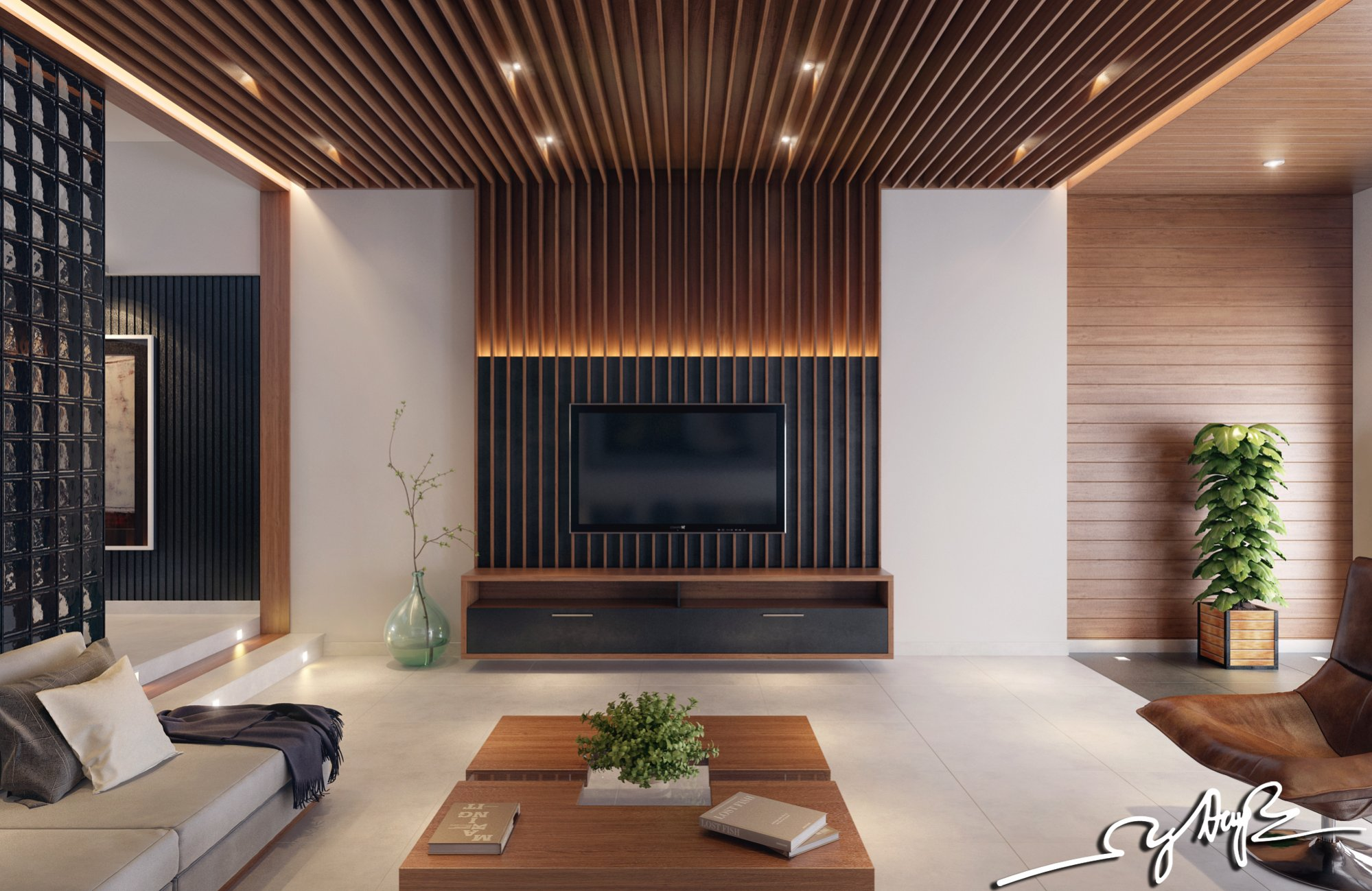 Wood Paneling For Walls Designs Interior Design Close To Nature Rich Wood Themes And