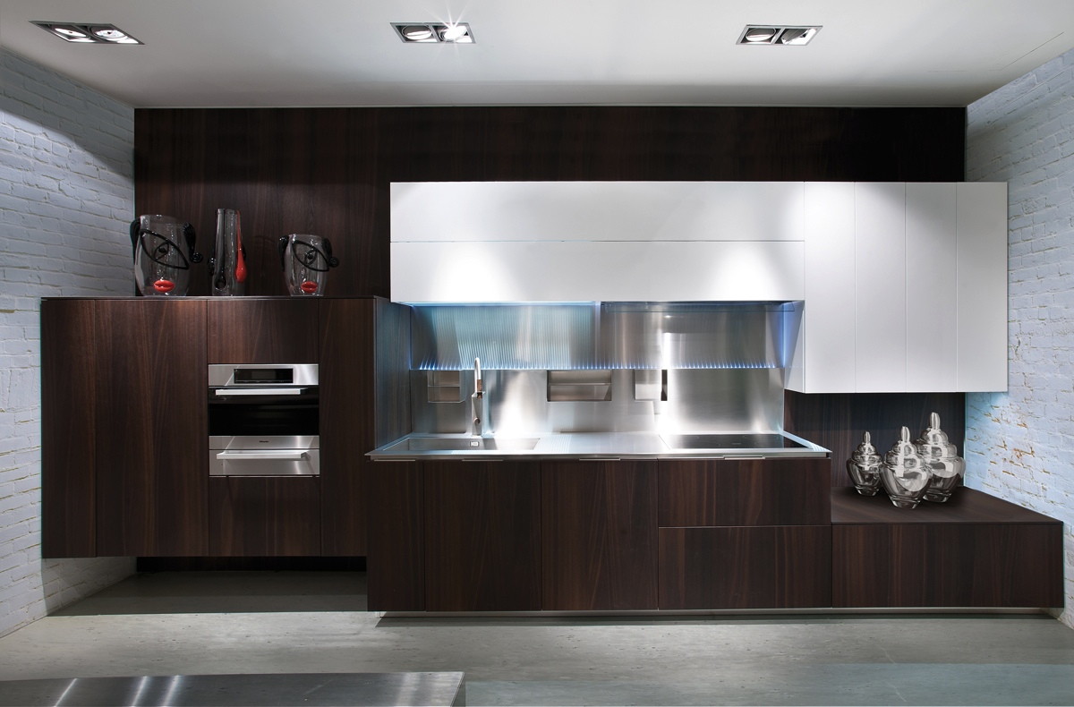 L Küche Mit Halbinsel Gorgeously Minimal Kitchens With Perfect Organization