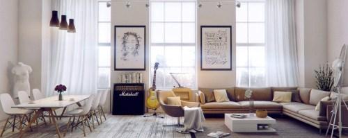 Medium Of Chic Small Living Room Ideas