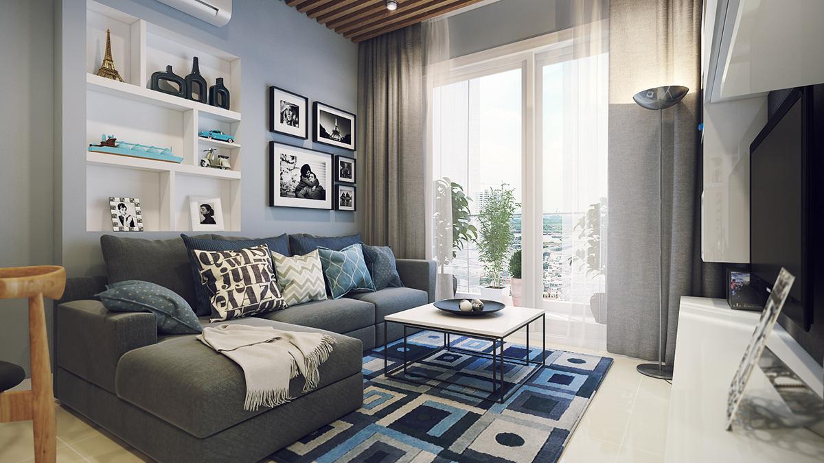 Cozy Apartments Interior