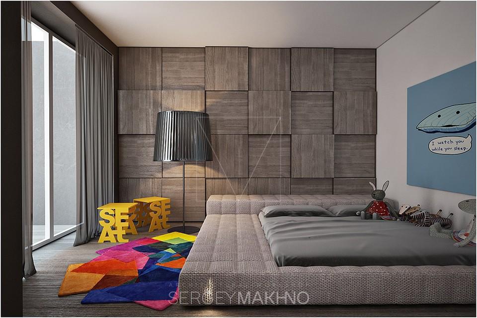Cool Kids Room Interior Design Ideas