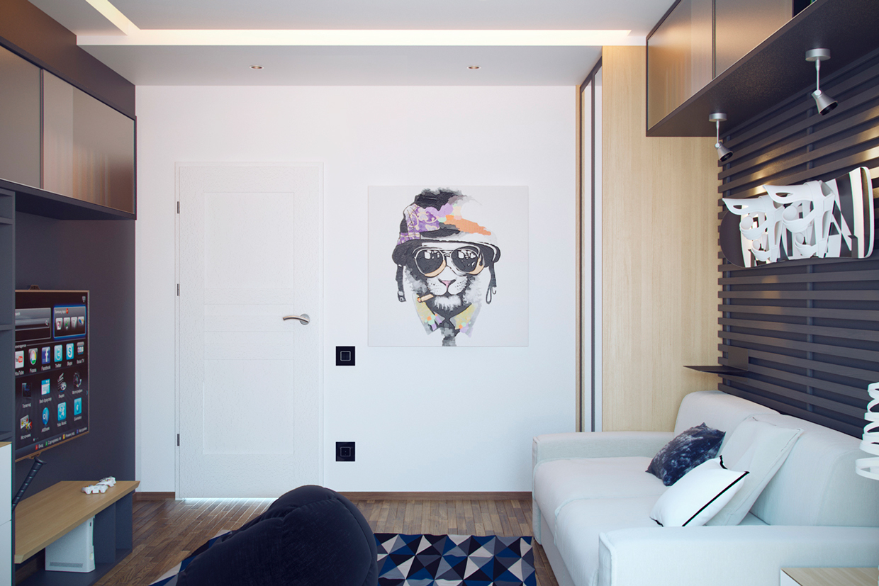 Cool Artwork For Walls Creative Bedrooms That Any Teenager Will Love