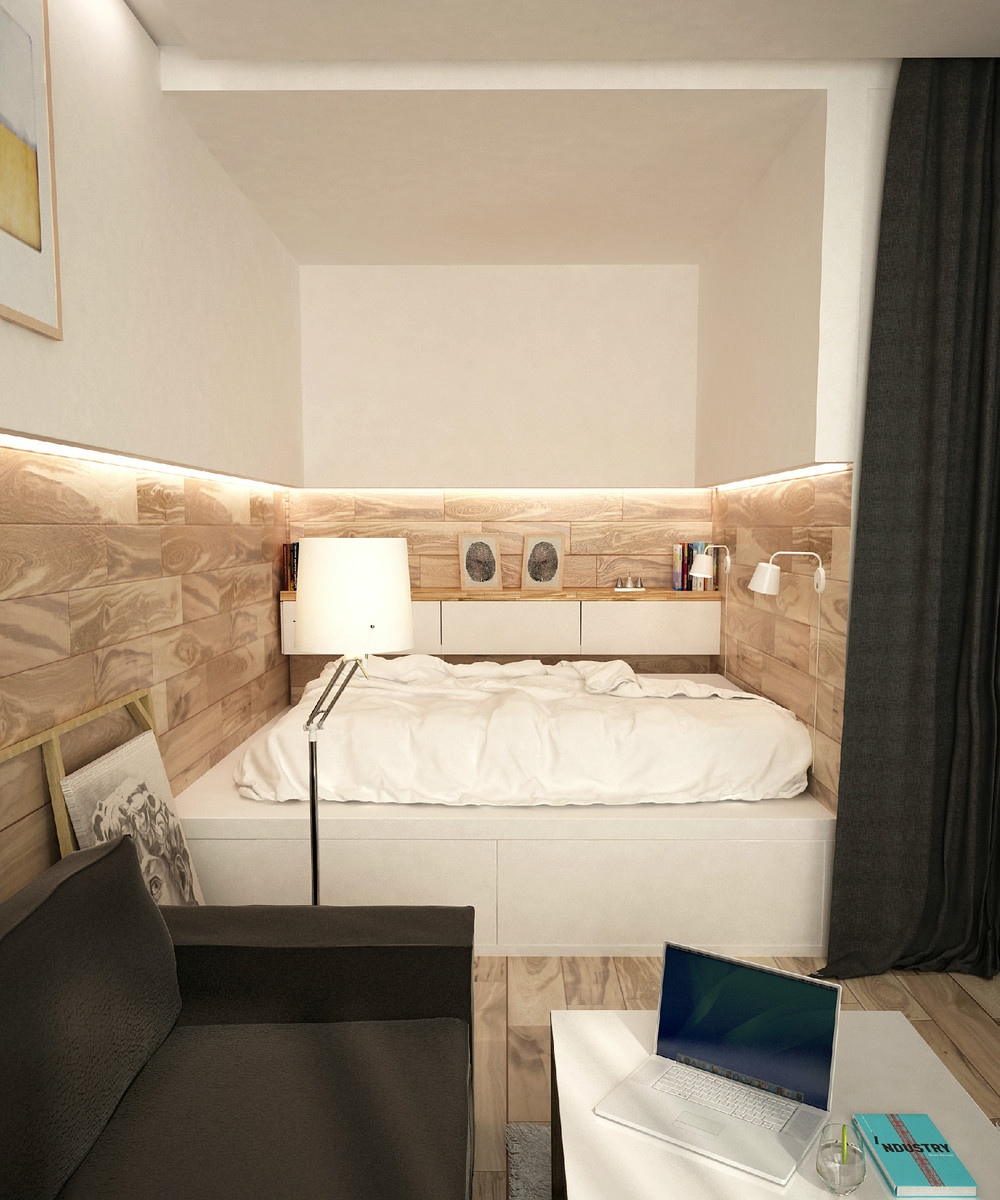 Very Small Studio Apartments 2 Simple Super Beautiful Studio Apartment Concepts For A Young