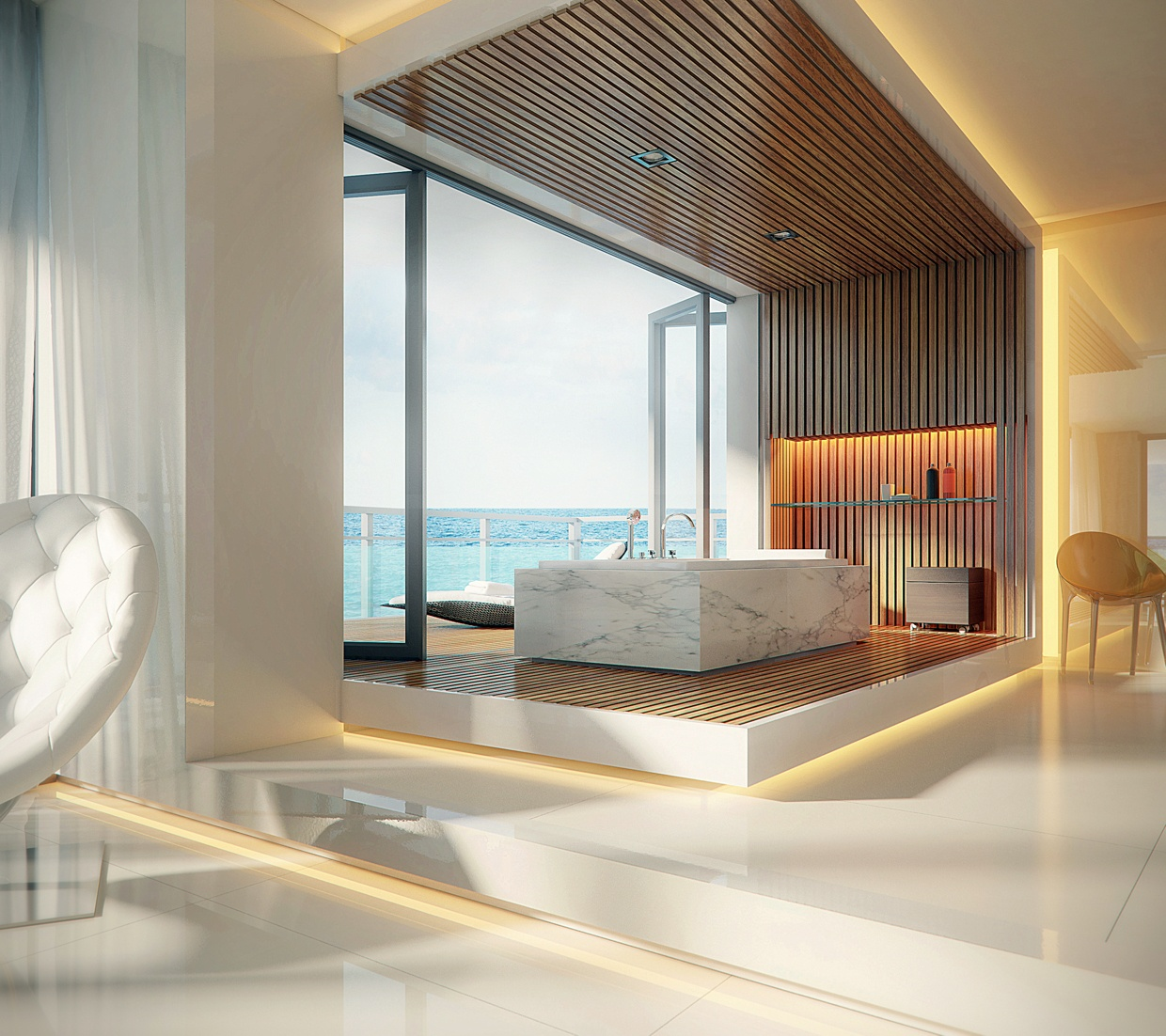 Innenarchitektur Badezimmer Ultra Luxury Bathroom Inspiration