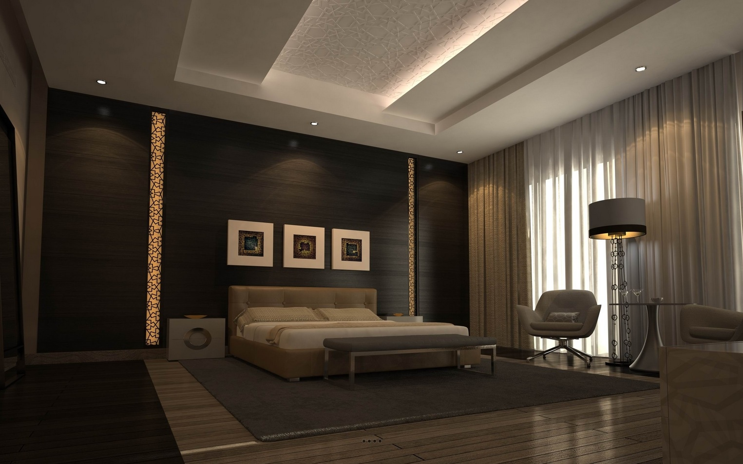 Interior Design For Bedroom Simple Luxury Bedroom Design Interior Design Ideas