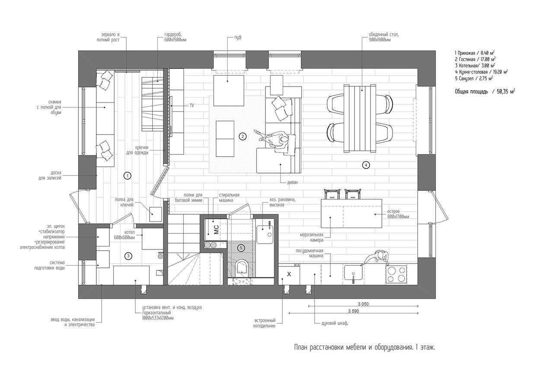 scandinavian aesthetics industrial elements includes floor plans family home floor plans multi family house plans family floor