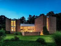 brick-modern-exterior   Interior Design Ideas.