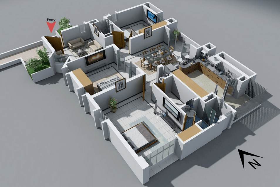 bedroom house apartment floor plans home design layout part