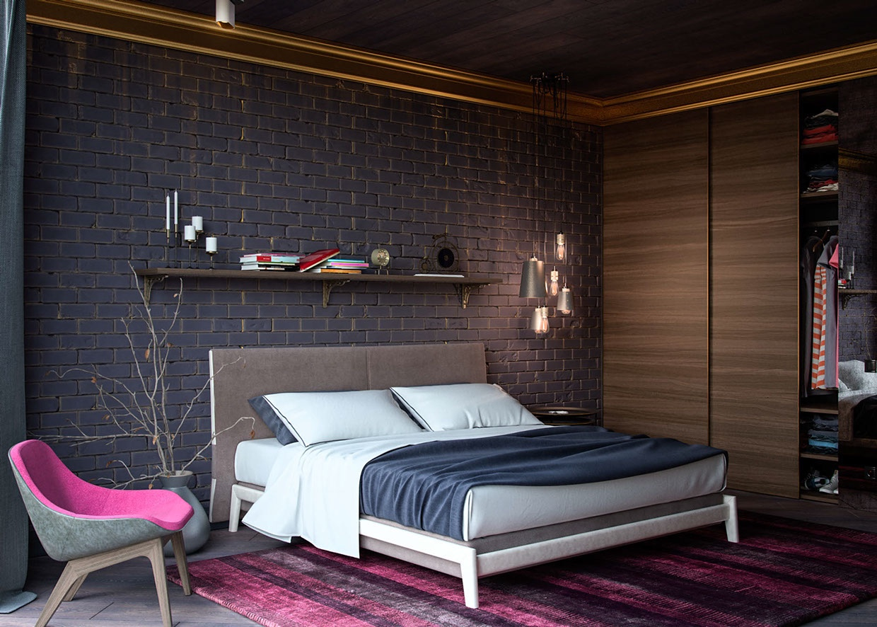 Chambre Modern 10 Bedrooms For Designer Dreams