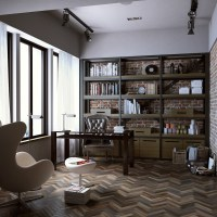 chevron-wood-floor | Interior Design Ideas.