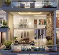 two-story-apartment | Interior Design Ideas.