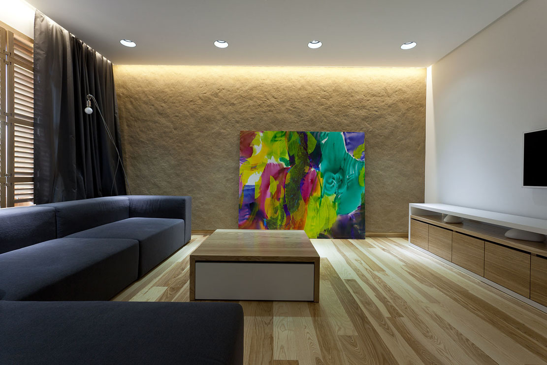 Eclairage Indirect Mural Modern Art Options Interior Design Ideas
