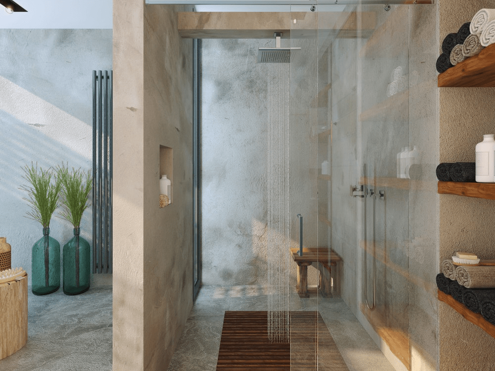 Luxus Dusche 5 Luxury Bathrooms In High Detail