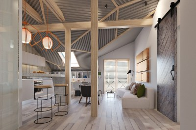 4 Small Studio Apartments Decorated in 4 Different Styles