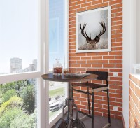 red-brick-accent-wall   Interior Design Ideas.
