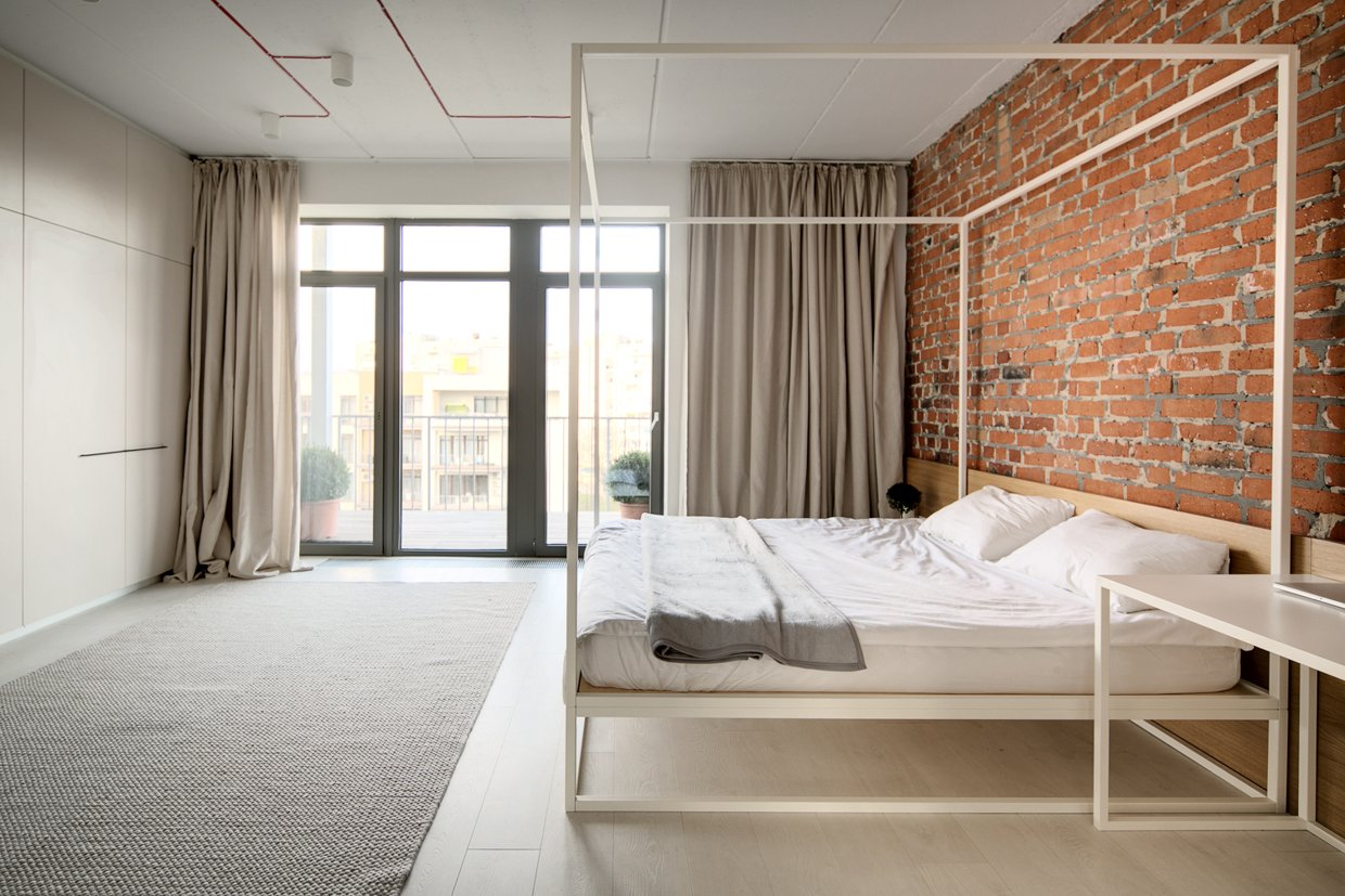 Minimal Bed A Modern Home With Personality Of Perfect For A Fun Couple