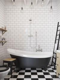 modern-clawfoot-tub | Interior Design Ideas.