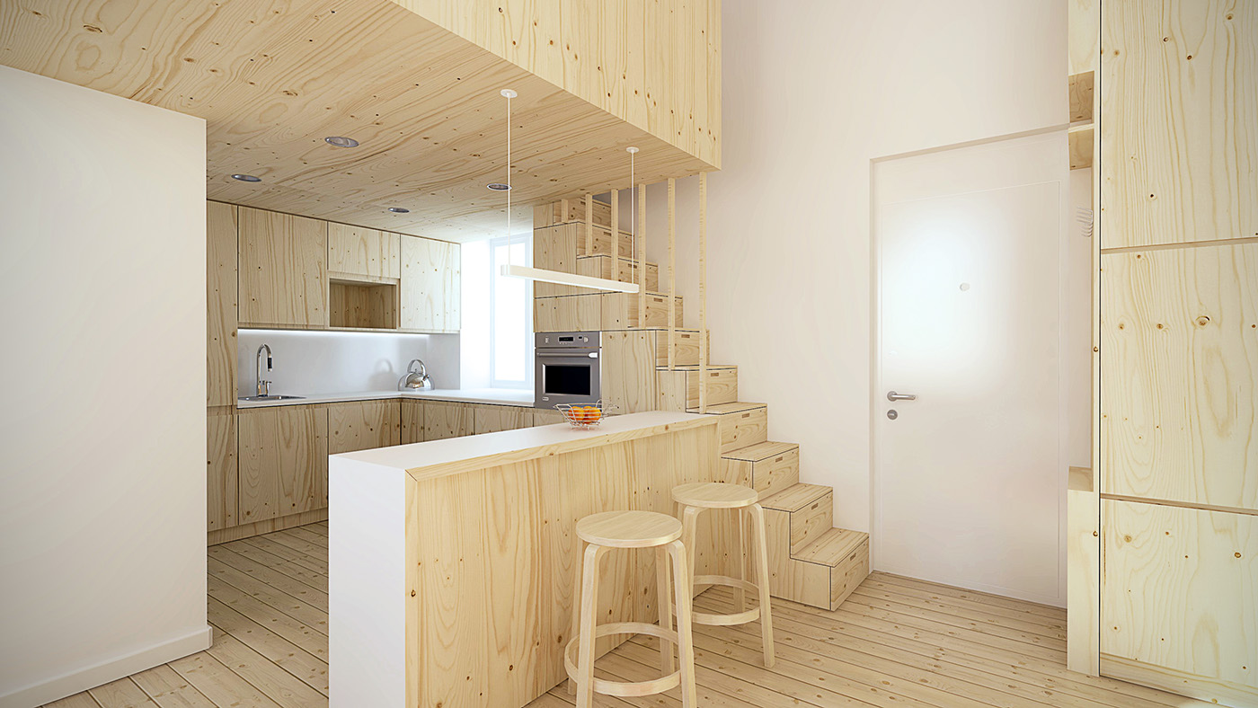 Micro Living Apartment Designing For Super Small Spaces 5 Micro Apartments