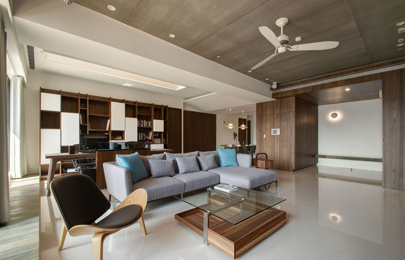 Apt Designs Modern Apartment Designs By Phase6 Design Studio