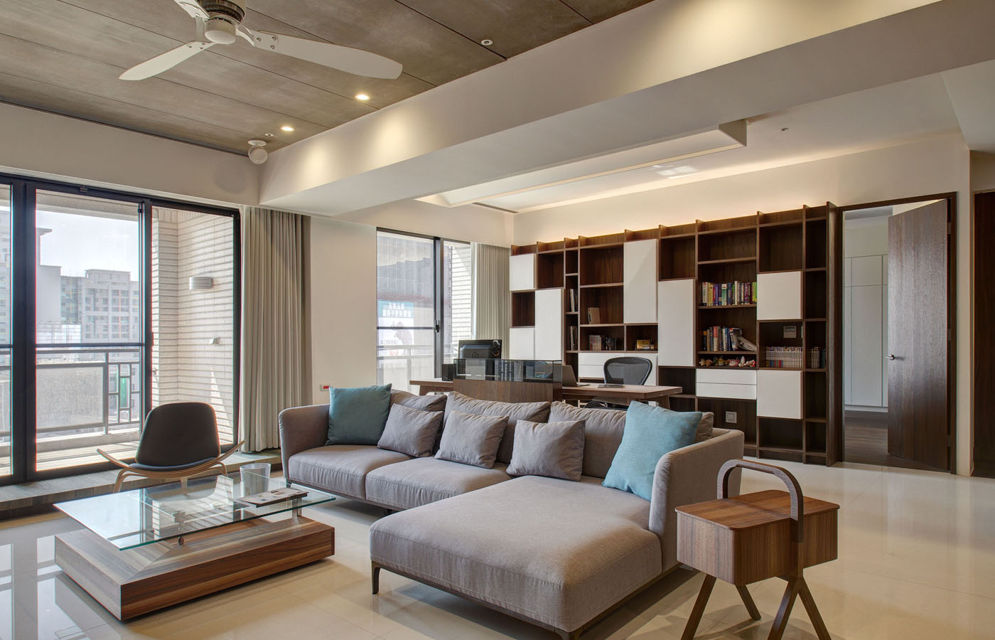 Apartment Design Ideas Modern Apartment Designs By Phase6 Design Studio