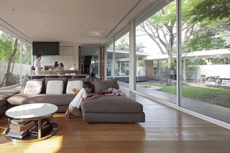 Modern thai home inspiration beautiful images captured by photographer soopakorn srisakul