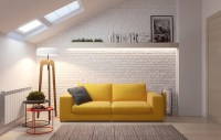 sunshine-yellow-sofa | Interior Design Ideas.