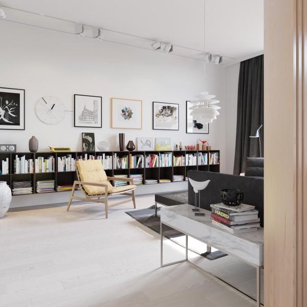 Scandinavian Living Room Design Ideas \ Inspiration - design ideas for living rooms