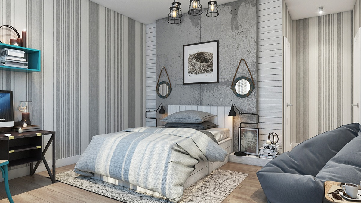 Texture Walls Design Bedroom Wall Textures Ideas Inspiration