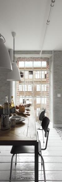 urban-loft-design | Interior Design Ideas.