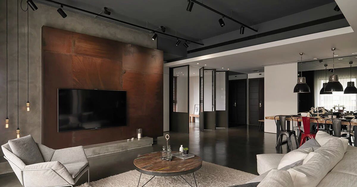 Asian Interior Design Trends in Two Modern Homes With Floor Plans - design homes com