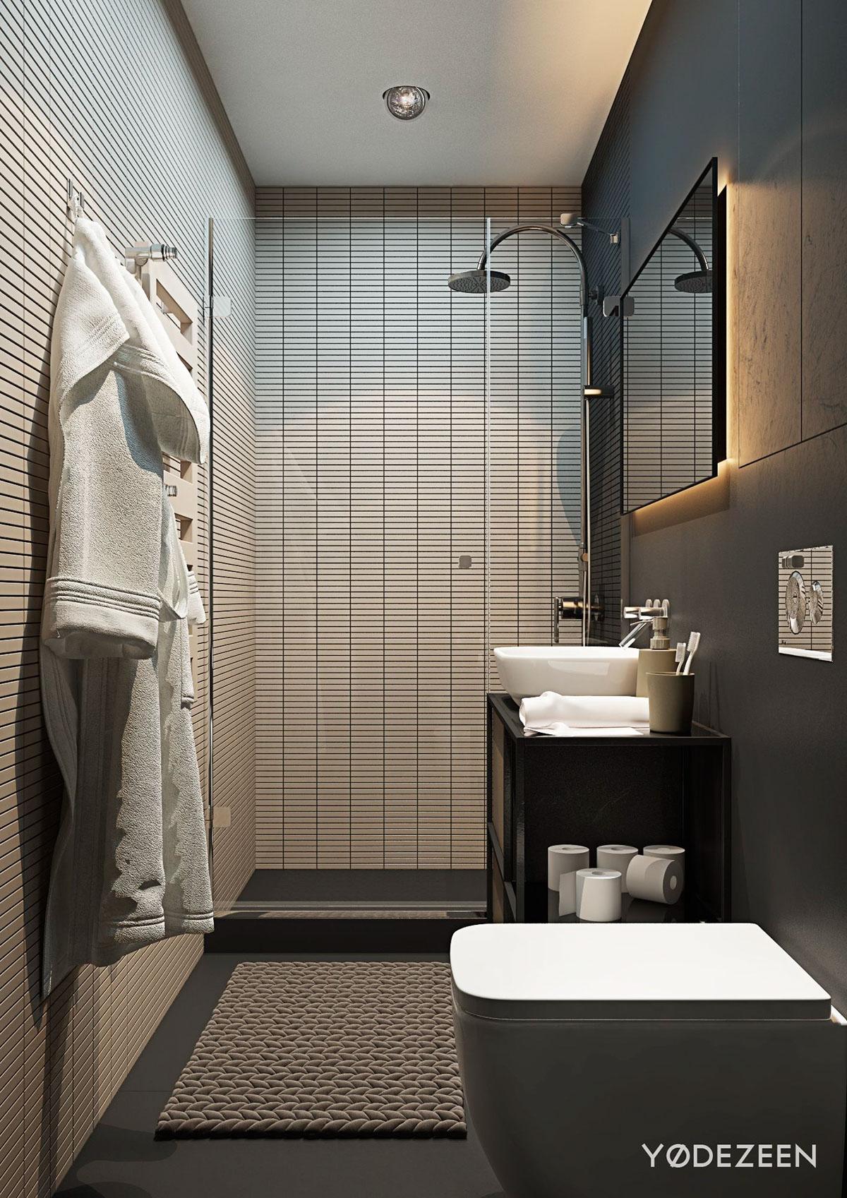 small modern bathroom tile design ideas ocean blue bathroom small bathrooms home design ideas pictures remodel decor