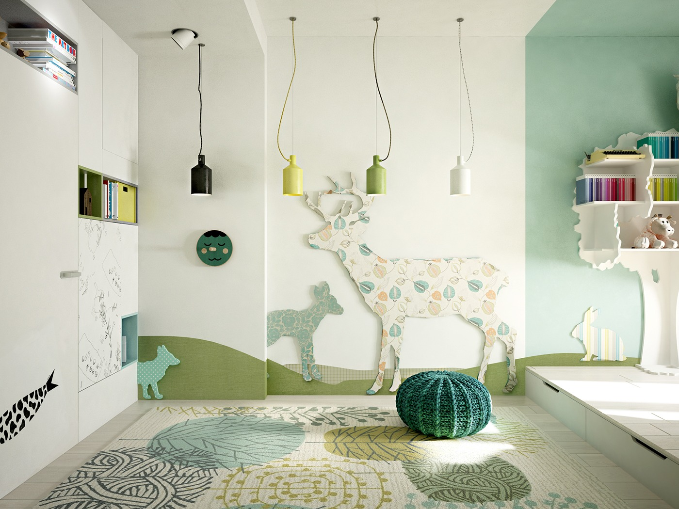 Unique Kid Rooms 5 Creative Kids Bedrooms With Fun Themes