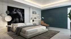 Small Of Couple In Bedroom Photos
