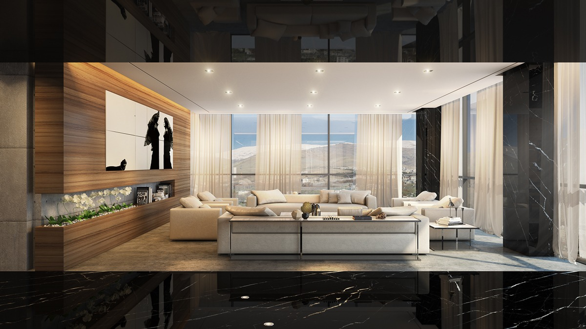 Appartement Interieur Luxe Ultra Luxury Apartment Design