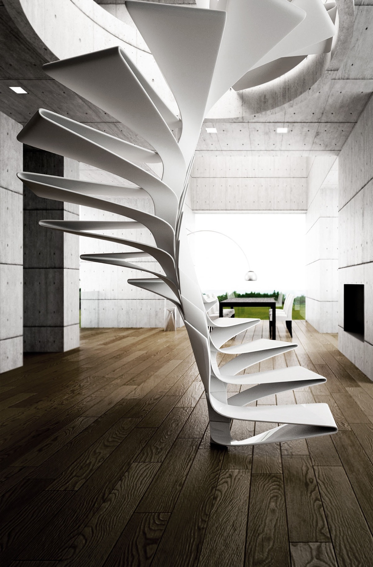 Stairway Designs 25 Unique Staircase Designs To Take Center Stage In Your Home
