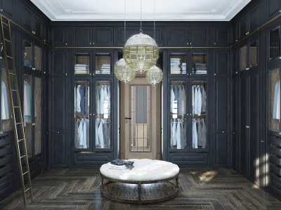 Neoclassical, Luxurious homes and Art deco on Pinterest
