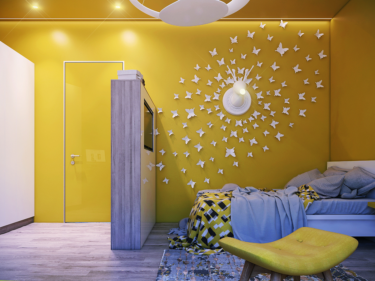 Image Room Decoration Clever Kids Room Wall Decor Ideas Inspiration