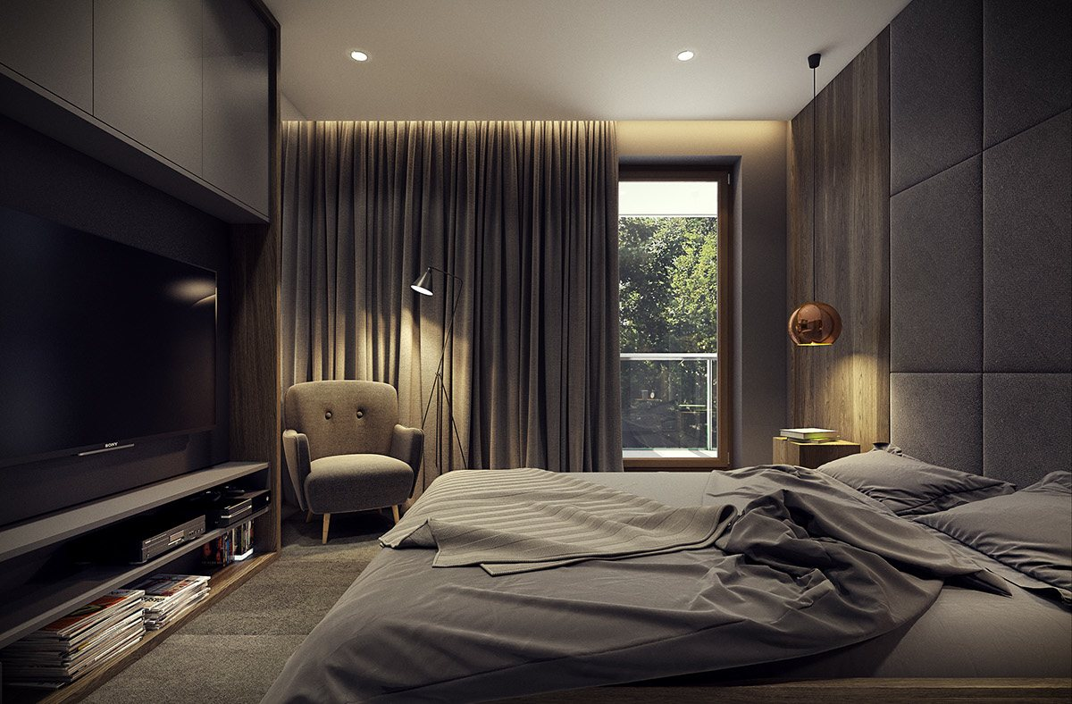 Bedroom Interior Designers Kolkata Dramatic Interior Architecture Meets Elegant Decor In
