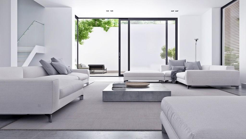 Inspiring Minimalist Interiors With Low