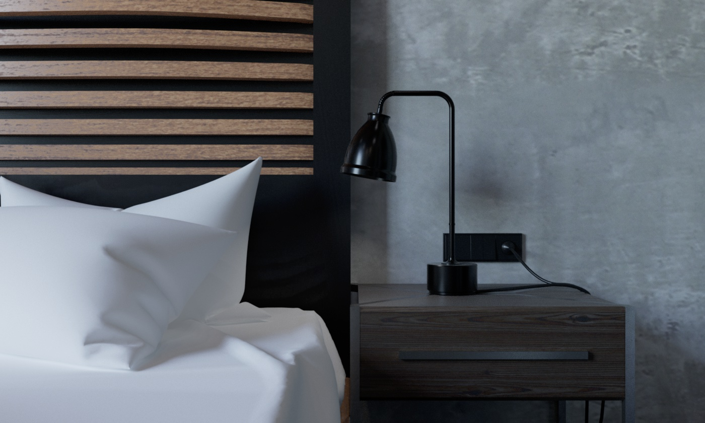 Bedroom Side Table Lights 4 Luxury Bedrooms With Unique Wall Details