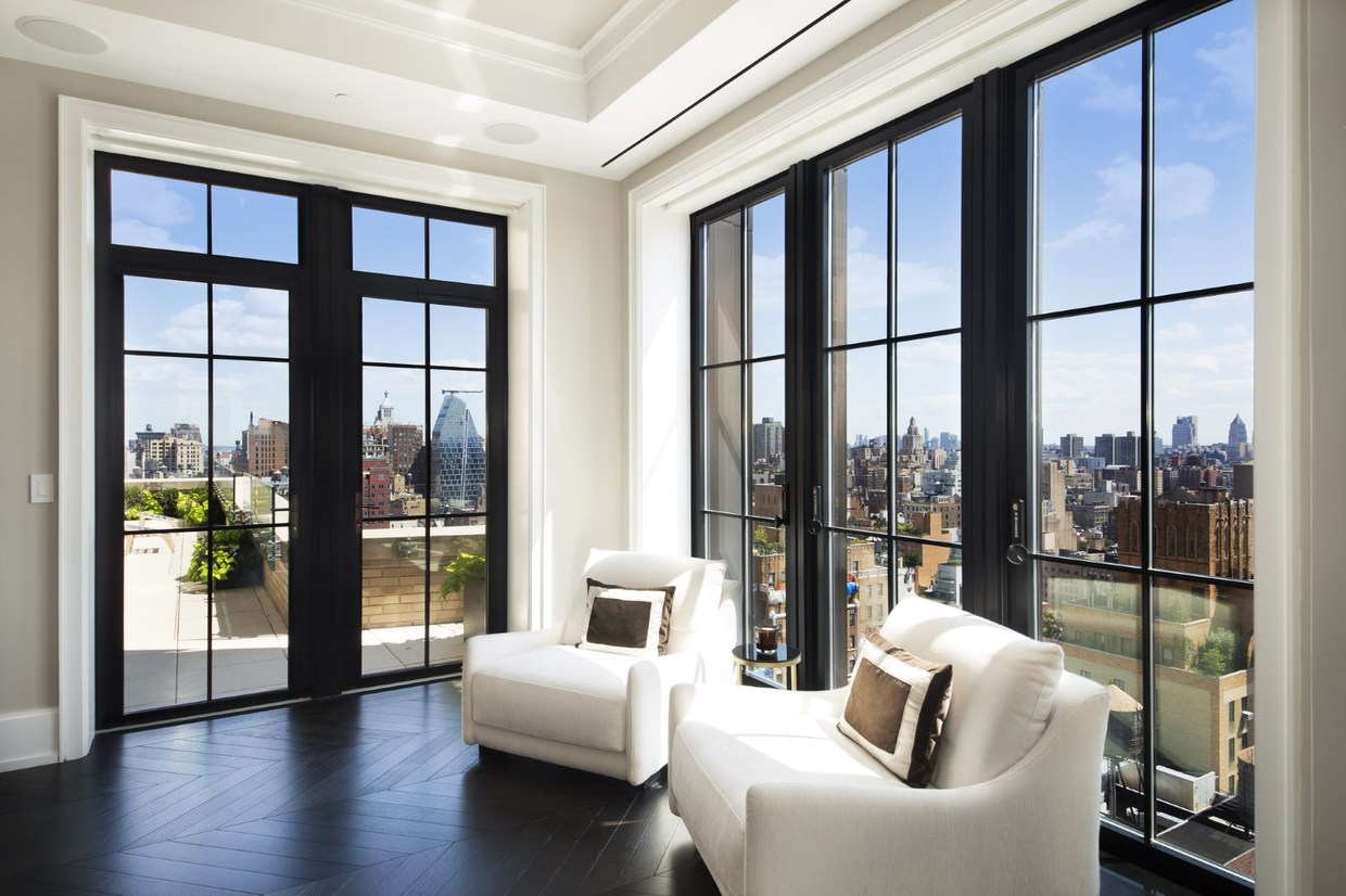 Decoration Interieur Moderne Appartement Two Sophisticated Luxury Apartments In Ny Includes Floor Plans