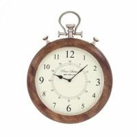 Oversized Pocket Watch Wall Clock