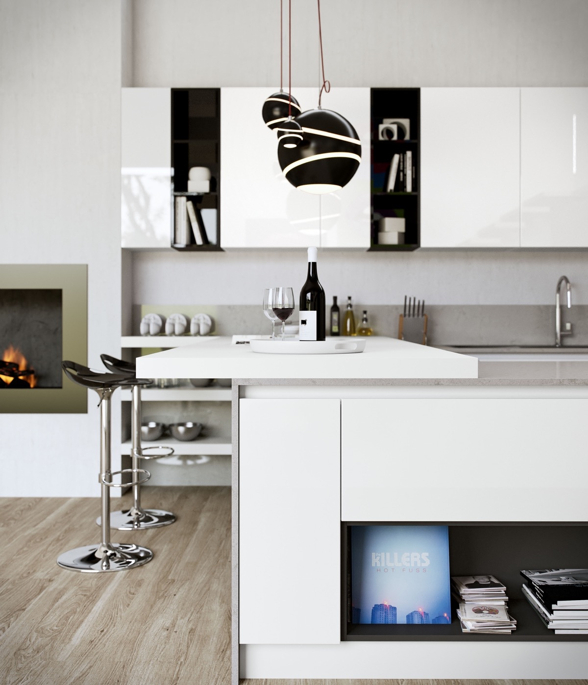 Black Kitchen Light 50 Unique Kitchen Pendant Lights You Can Buy Right Now