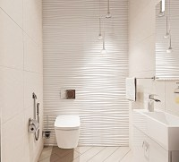 Texture Paint Bathroom Walls | Shapeyourminds.com