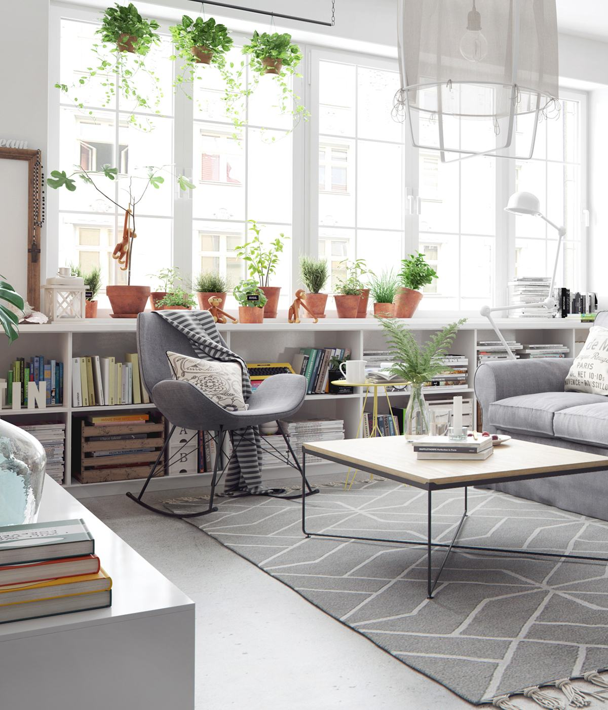 Nordic Design Furniture Bright And Cheerful 5 Beautiful Scandinavian Inspired