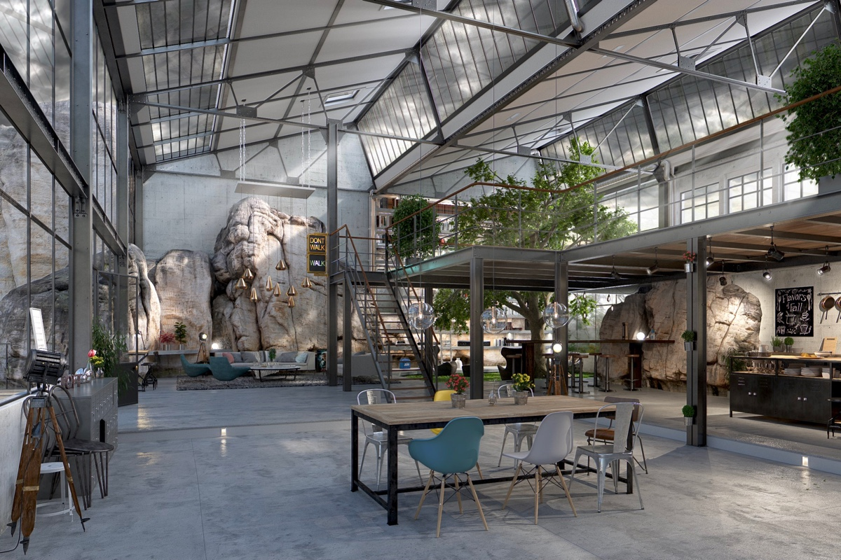 Tapisserie Cocooning 40 Incredible Lofts That Push Boundaries