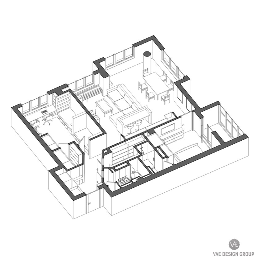 architectural-floor-plan-house-under-1200-square-metres