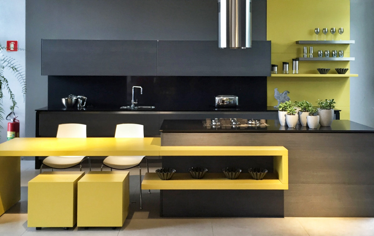 Yellow Kitchen Design Ideas 22 Yellow Accent Kitchens That Really Shine