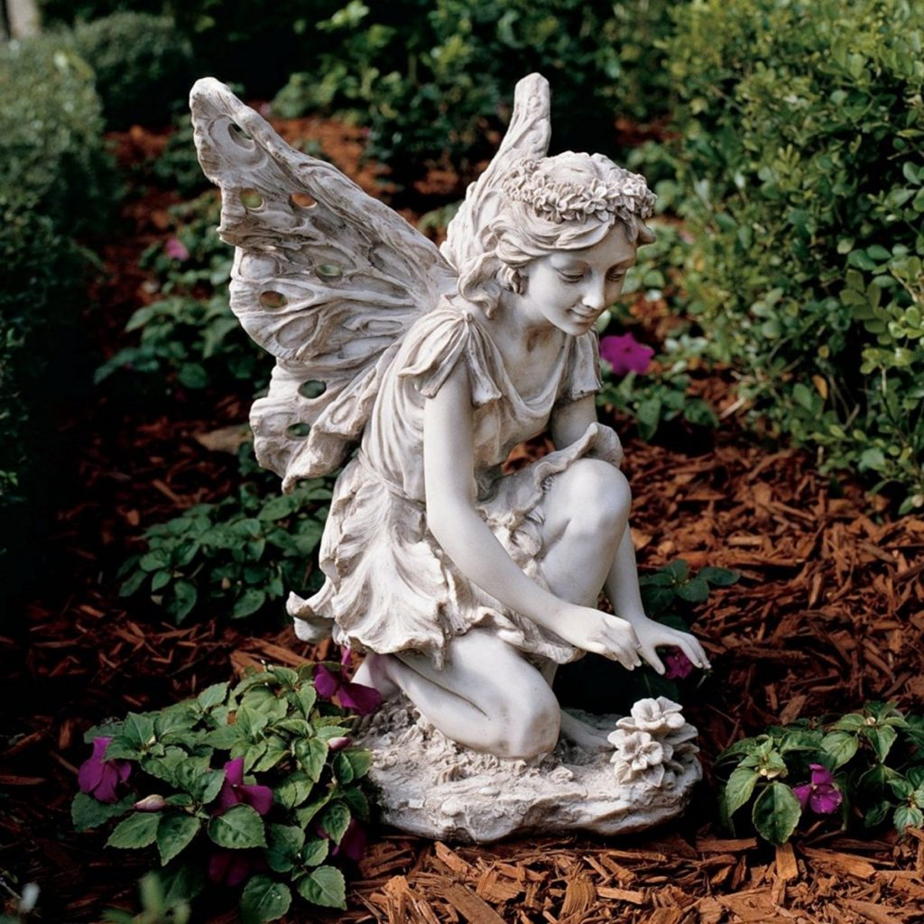 Faerie Statues 40 Stunningly Beautiful Statues Of Fairies And Angels For Your