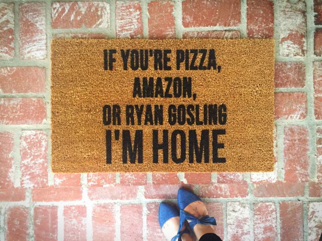Leave Welcome Mat 30 Funny Doormats To Give Your Guests A Humorous Welcome